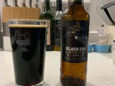 Blog #60. Fullers - Black Cab Stout. AKA A hate crime