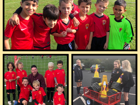Weekly roundup 6th October.