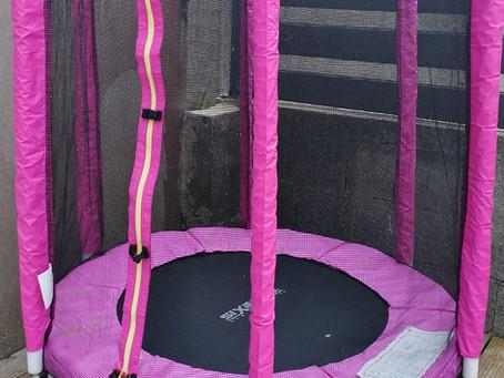 [ PLEIN AIR ] Le mini trampoline SixBros