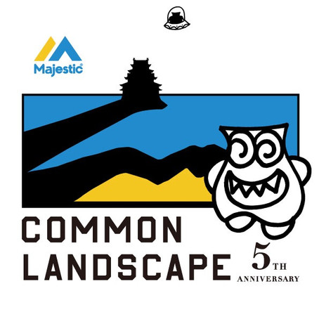 COMMON LANDSCAPE 五周年祭