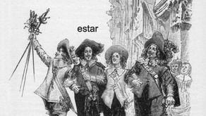 """Ser, estar, haber: sloveso """"být"""" ve španělštině (úroveň A1)"""