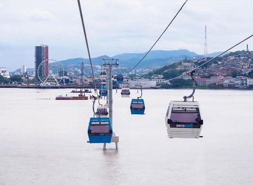 Aerovía de Guayaquil estará lista en diciembre del 2020