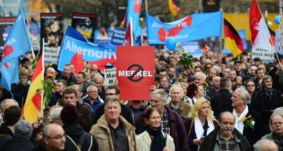 A ascensão da extrema-direita alemã é consequência do contexto econômico