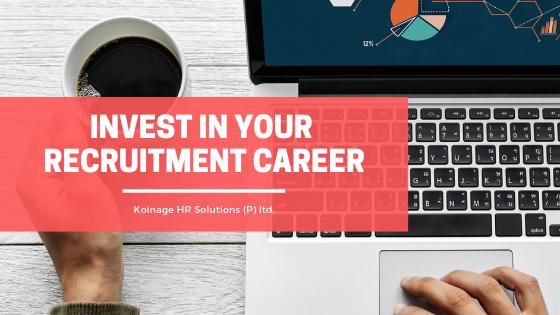 Build your recruitment career