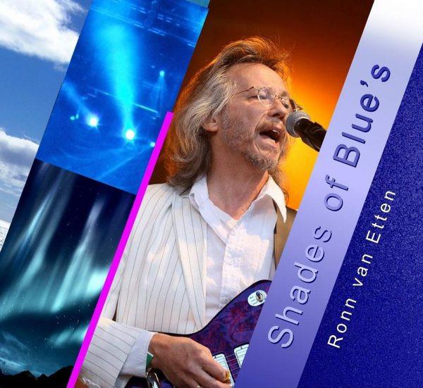 WAVES – nieuw Engelstalig dubbelalbum van Ronn van Ette