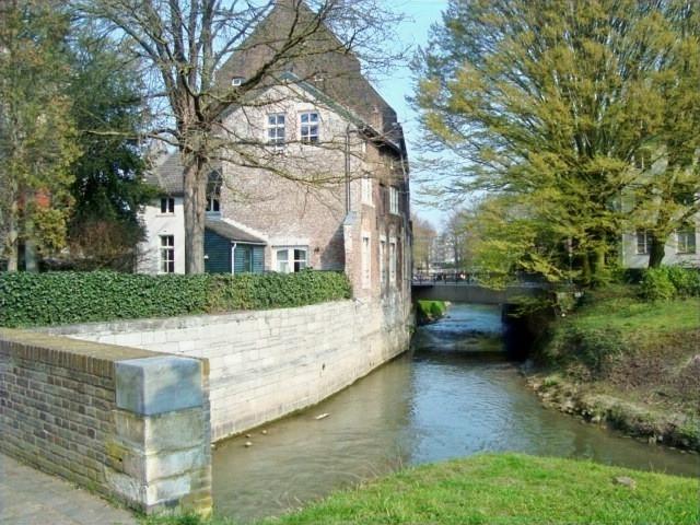Canales Maastrich, Holanda, Países Bajos