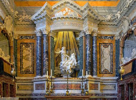 Transverberação do coração de Santa Teresa de Ávila