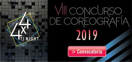 Dancing in Tijuana: Concurso de Coreografía