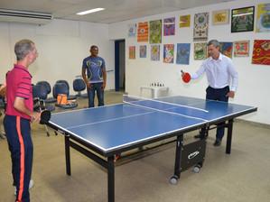 Governo do Estado incentiva prática esportiva à Abadef