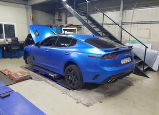 Kia Stinger GT - Twin Turbo Upgrade Coming Soon