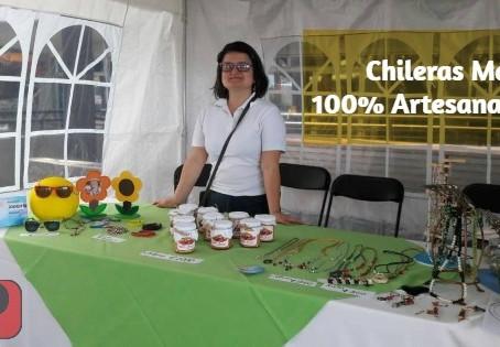 Chileras Mary 100% Artesanales   PaLante Labs