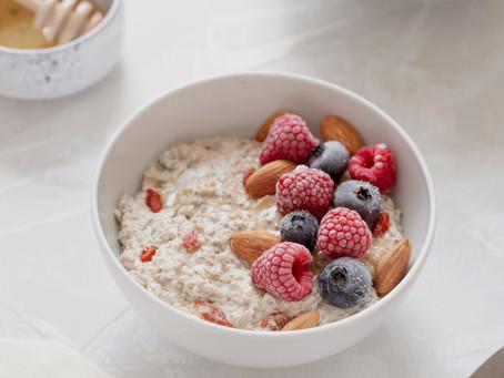 creamy oatmeal