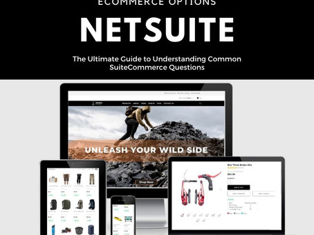 SuiteCommerce Essentials: Guide to Common Questions