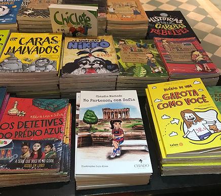 Petropolitana lança livro infantojuvenil sobre monumento grego