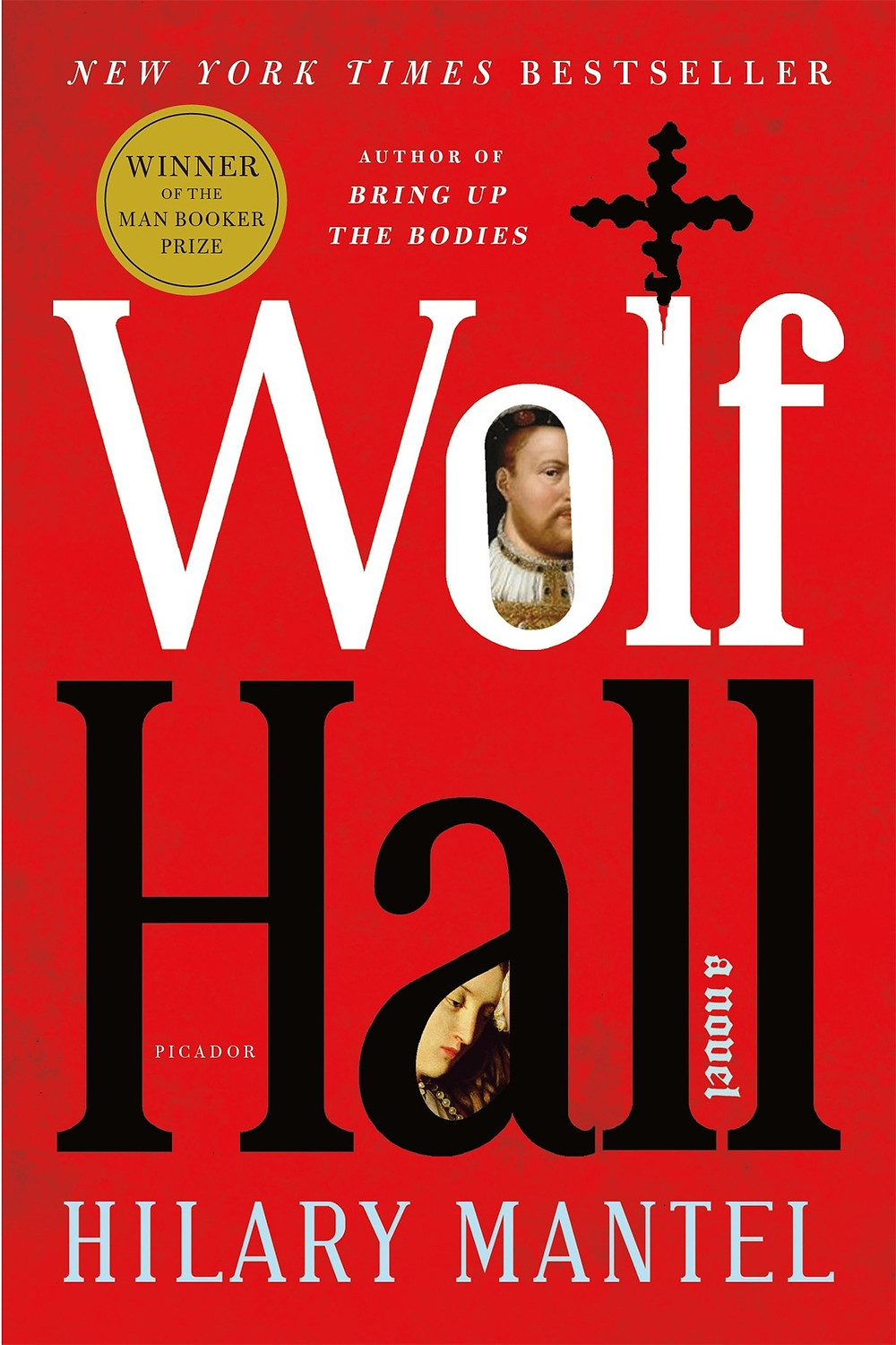 Wolf Hall by Hilary Mantel : the book slut book reviews thebookslut