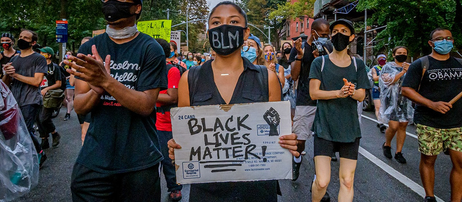 Support for Black Lives Issue has lowered since June yet stays strong among Black Americans