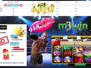 Boxing slot game tips to win RM2900 in 918kiss