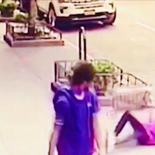 New-York : Une femme de 92 ans reçoit un violent coup de poing