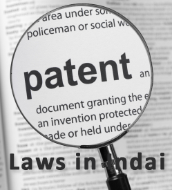 HISTORY AND DEVELOPMENT OF PATENT LAWS IN INDIA