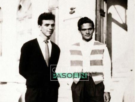 Le lettere che spiegano Pasolini, un testo di Nico Naldini