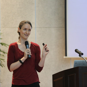 """Sarah Demers: """"Navigating Gender Bias as Women in Science"""" and """"Duologue: Dance and Physics"""""""