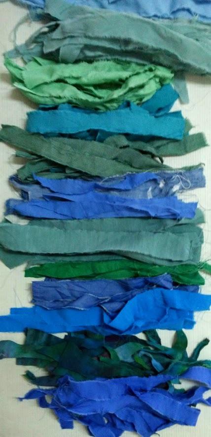 Seagrass colors