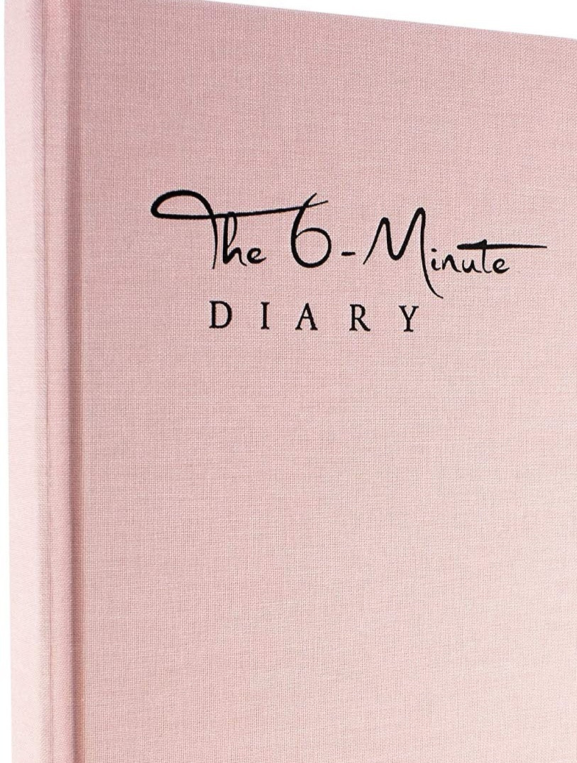 The 6-Minute Journal