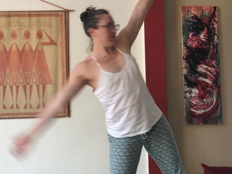 Wake Up and Dance!