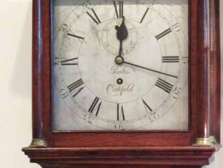 1938: Celebrating Cuckfield teacher, clockmaker and local historian Hubert Bates