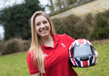 Turning the corner: from the bobsleigh track to the professional world