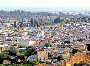 Top 4 neighborhoods to stay in Fez, Morocco