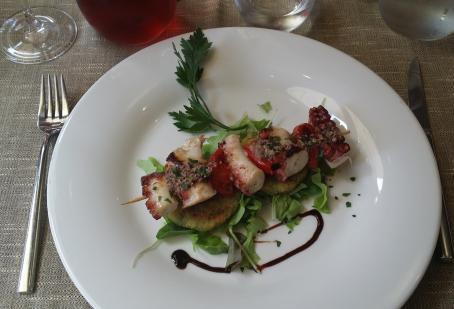 Un ottimo ristorante a Sanremo: El Billi