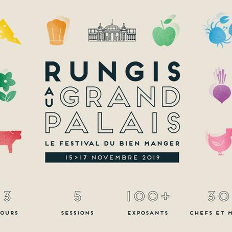 Le monde fête Rungis au Grand Palais