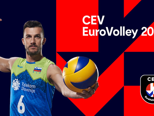 Eiropas čempionāts volejbolā vīriešiem 2019 (5. diena)