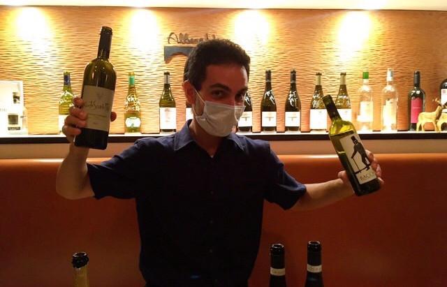 好評につき再開催!イタリア人と楽しむ夏のワイン販売会&ディナー @ALBERONERO
