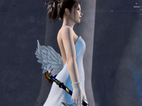 Dissidia NT: Words on Yuna