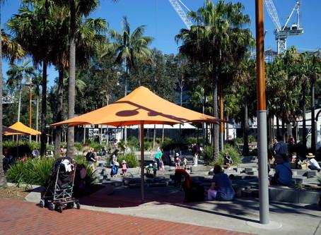 Sydney: Tumbalong Park