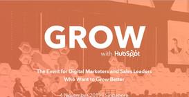 Let's Meet at GROW Singapore 2019