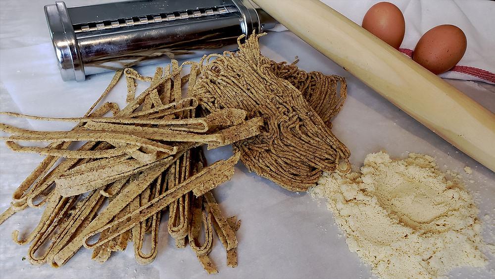 Keto Dried Pasta Recipe