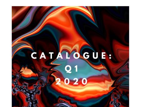 Q1 2020 Catalogue