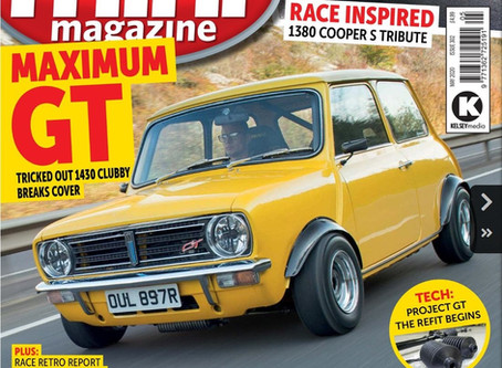 Latest article on a Unipower GT appears in Mini Magazine