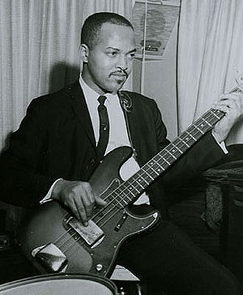 Bassist James Jamerson