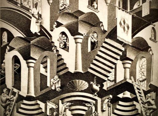 Are you the next M.C. Escher?