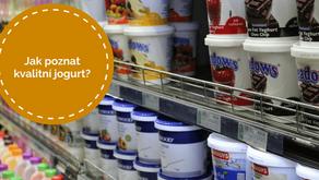 Jak poznáš kvalitní jogurt? Jak se nenechat napálit?