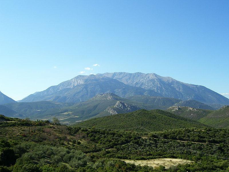 Parnassos Mountain | Arachova Greece