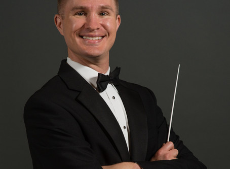 5 Questions with a Musician: Dr. C. Paul Heins