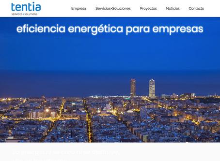 Ya está aquí la nueva WEB de tentia