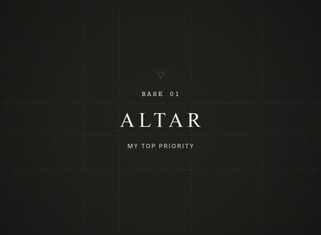 Altar Growth Focus