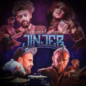 EN/JINJER releases live album recorded in Melbourne