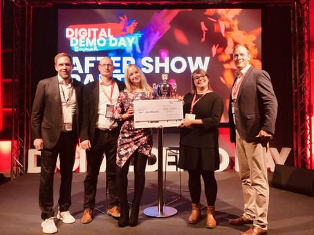 Magyar startup nyerte a fődíjat egy német pitchversenyen